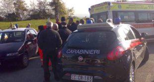 ALIFE – Un uomo tenta il suicidio, salvato dai carabinieri. Depressione dopo la morte del padre e contrasti familiari