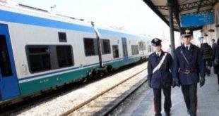 Sparanise – Allarme bomba sul treno Napoli Cassino: paura in stazione. Individuato l'autore