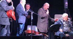 CAIAZZO – Standing ovation finale per Croccolo: grande successo per il Tributo a Totò
