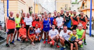 SANT'ANDREA DEL PIZZONE / PIGNATARO MAGGIORE – Manifestazione podistica in memoria di Carlo Razzino, la Felizrunning piazza due atleti sul podio