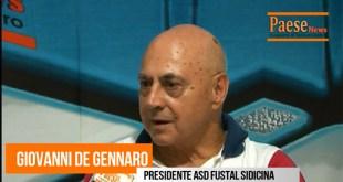 Teano – Futsal Sidicina, parte domani l'avventura in C1 della squadra femminile