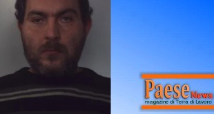 PRATELLA – Arrestato perché maltrattava l'anziano padre, Delle Cave salvato dal fratello