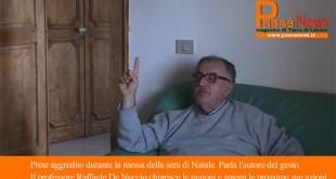 Pietramelara – Caso De Nuccio: il professore resta in carcere, vuole l'abbreviato. Dopo perizia psichiatrica