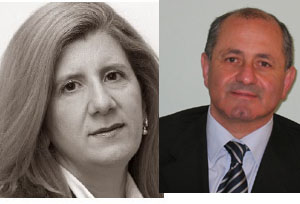 Filomena Fimiani e Daniele Ferrucci