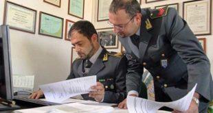 Piedimonte Matese – Municipio, blitz della guardia di finanza. Ipotesi: contrasto all'assenteismo