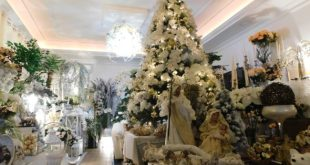 VAIRANO PATENORA – Allestimenti natalizi: scenari fiabeschi da De Simone
