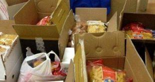 AVERSA – Furti, rubati generi alimentari destinati ai bisognosi