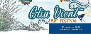 """SAN PIETRO INFINE – """"Gliu Vient"""", tutto pronto per la cerimonia conclusiva del festival d'arte"""