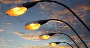 Sessa Aurunca – Pali dell'illuminazione pubblica, concessa una sanatoria di settecentomila euro