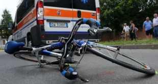 Piedimonte Matese / Vairano Patenora – Bicicletta contro auto, 14enne è grave. E' il nipote di un noto avvocato