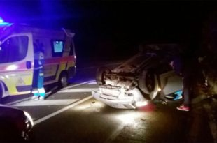 incidente grave notte