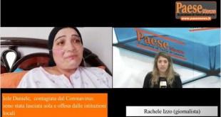 VAIRANO PATENORA / CORONAVIRUS – Iole Daniele: io malata di Coronavirus lasciata sola dalle istituzioni locali. Diretta Video
