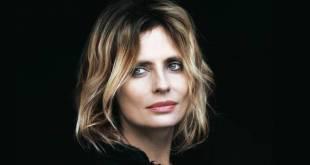 Sessa Aurunca – L'attrice Isabella Ferrari incantata dalle bellezze della città