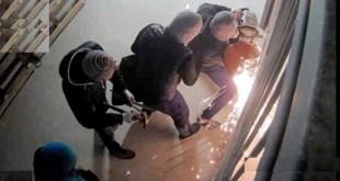 Teano – Furto in via Nicola Gigli, ladri inseguiti dai Carabinieri buttano la refurtiva