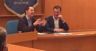 Sparanise – Scandalo in comune, il sindaco Martiello oggi potrebbe dimettersi