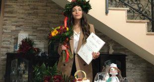 La laurea di Martina Simeone