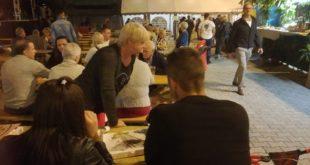 MARZANO APPIO – La Sagra della Castagna Primitiva: sapori antichi a confronto (il video con le interviste)