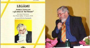 SAN PIETRO INFINE – Iannacone, arriva il libro: contiene gli atti del convegno del 10 marzo