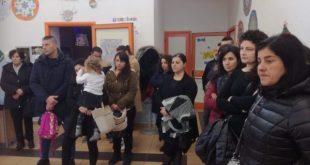 MIGNANO MONTE LUNGO – Scuola, open day colorato per grandi e piccini