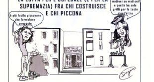 Piedimonte Matese – Ospedale e politica: Palmeri muratore, Del Sesto picconatrice