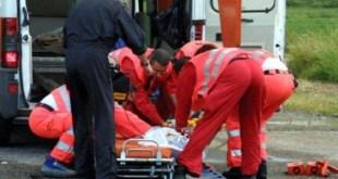 Piedimonte Matese – Donna cade in strada,  ginocchio e spalla fratturati