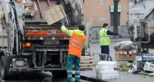 Casagiove – Servizi di igiene urbana: revocato l'appalto per pericolo di infiltrazione mafiosa