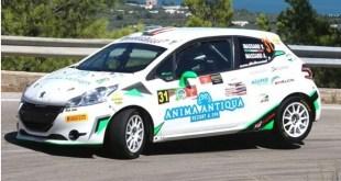 """GIOIA SANNITICA – Weekend decisivo per il titolo """"Coppa Italia Rally 2020"""".  A gareggiare anche i fratelli Massaro"""