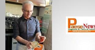 PRESENZANO – il Mister Renzo Ormella e le sue 60 primavere
