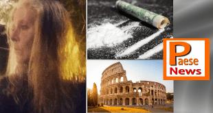 ROMA / S. ANGELO D'ALIFE – SPACCIO DI DROGA NELLA CAPITALE, COINVOLTA LA PRINCIPESSA WINDISCH