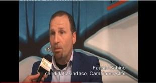 """ALIFE – Comunali, Sabino: votate per voi, non per il passato. """"Cambiamo Alife"""" (video con l'intervista))"""