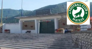 Piedimonte Matese – Stadio Ferrante, la Fc Matese non è autorizzata: cacciata dalla Polizia. Labriola autentico eroe. Ecco il documento verità