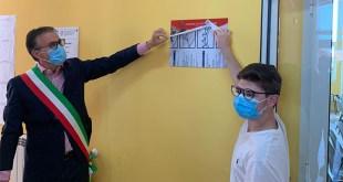 Pietramelara – Una targa per ricordare Vincenzo Pagliaro, il primo dipendente comunale delle scuole elementari