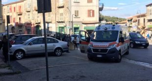 Teano – Donna cade in strada e batte la testa: ferita al volto