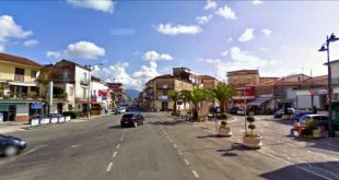 Vairano Patenora – Scontro all'incrocio, traffico paralizzato