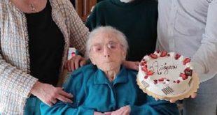 Roccaromana – Zia Mafalda compie 103 anni