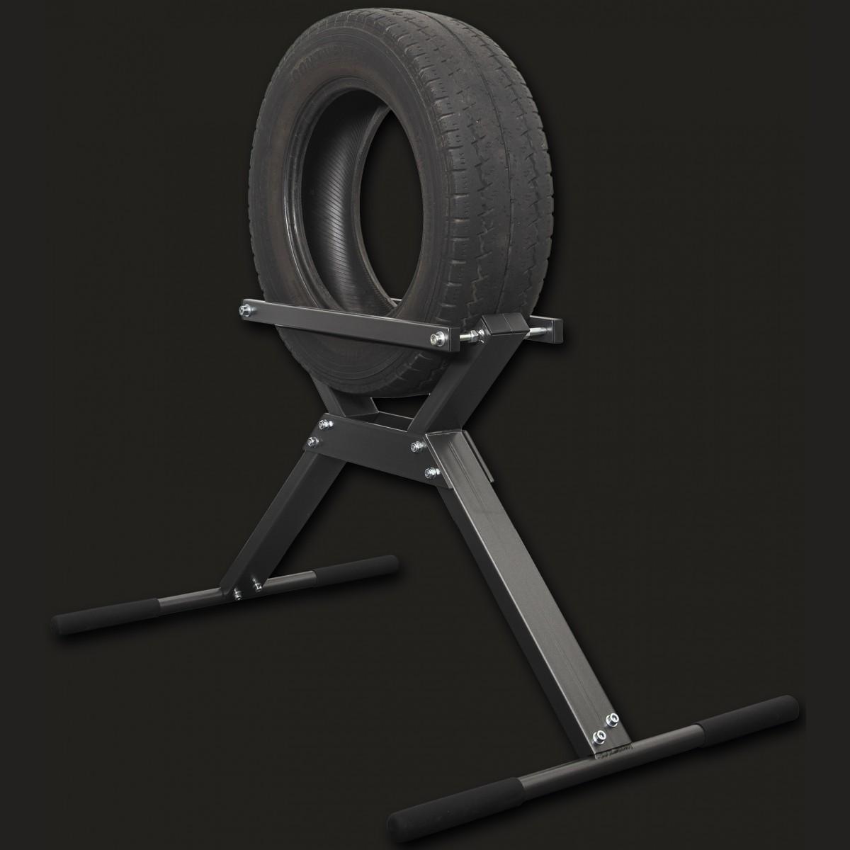 pro punching tyre rack