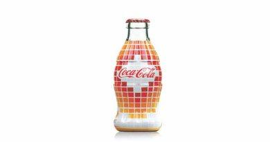 Συλλεκτικό μπουκάλι Coca-Cola αφιερωμένο στο Πάφος2017