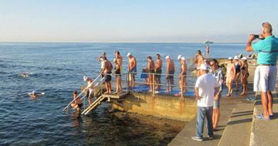 Κολυμβητικός Μαραθώνιος Πάφος2017