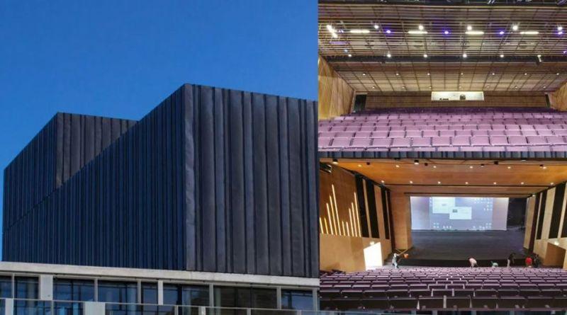 """Επιτέλους """"ανοίγει τις πύλες του"""" το νέο Μαρκίδειο Θέατρο"""