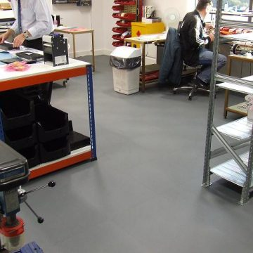 interlocking esd floor tiles paf tektiles