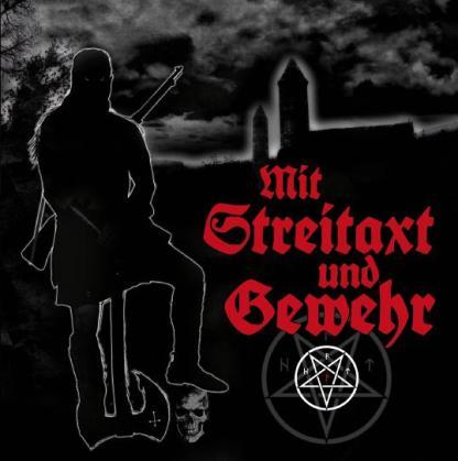 Mit Streitaxt und Gewehr CD