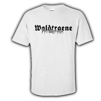 Waldtraene - Runes T-Shirts