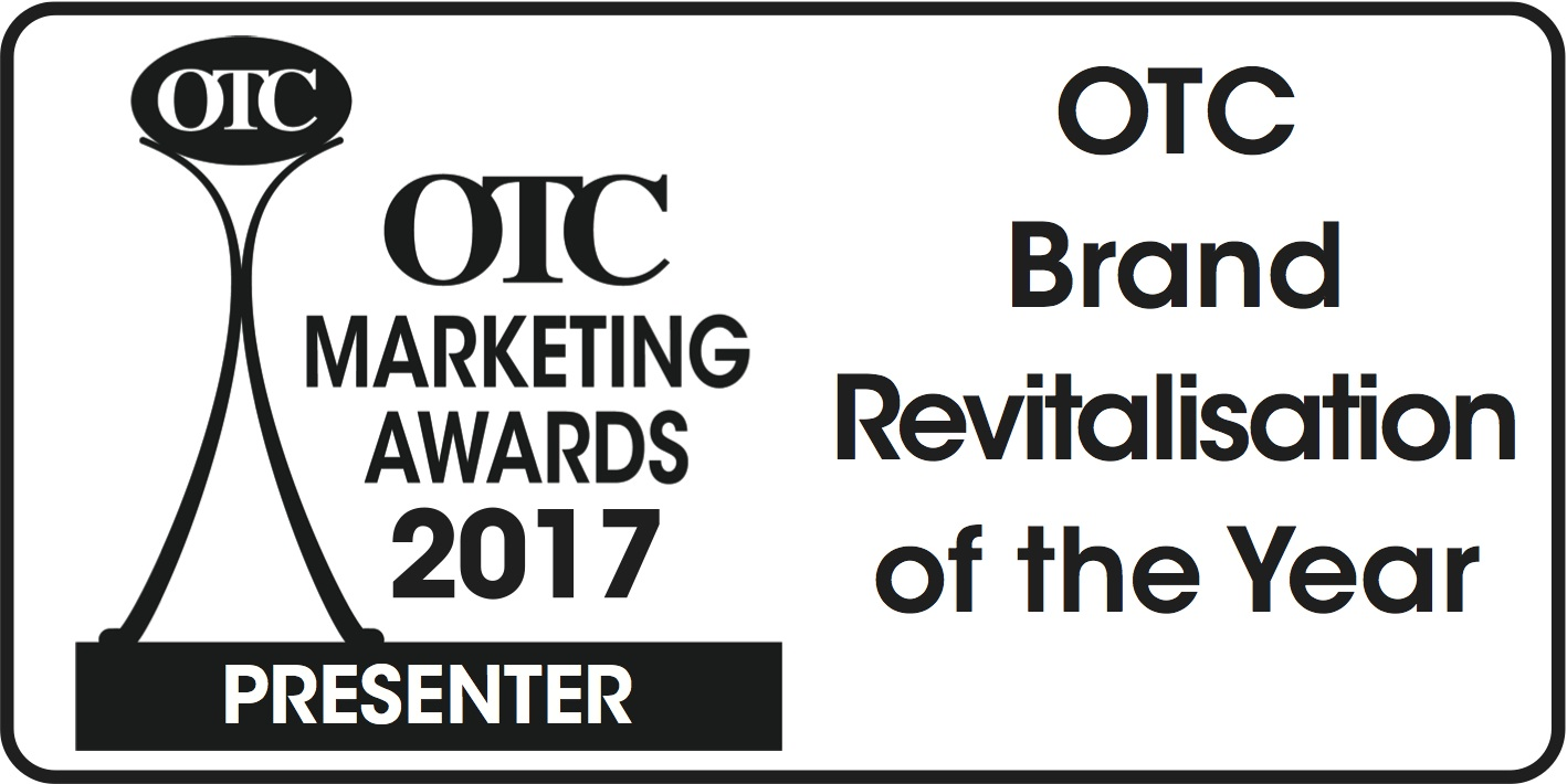 PAGB is pleased to support the OTC Marketing Awards 2017