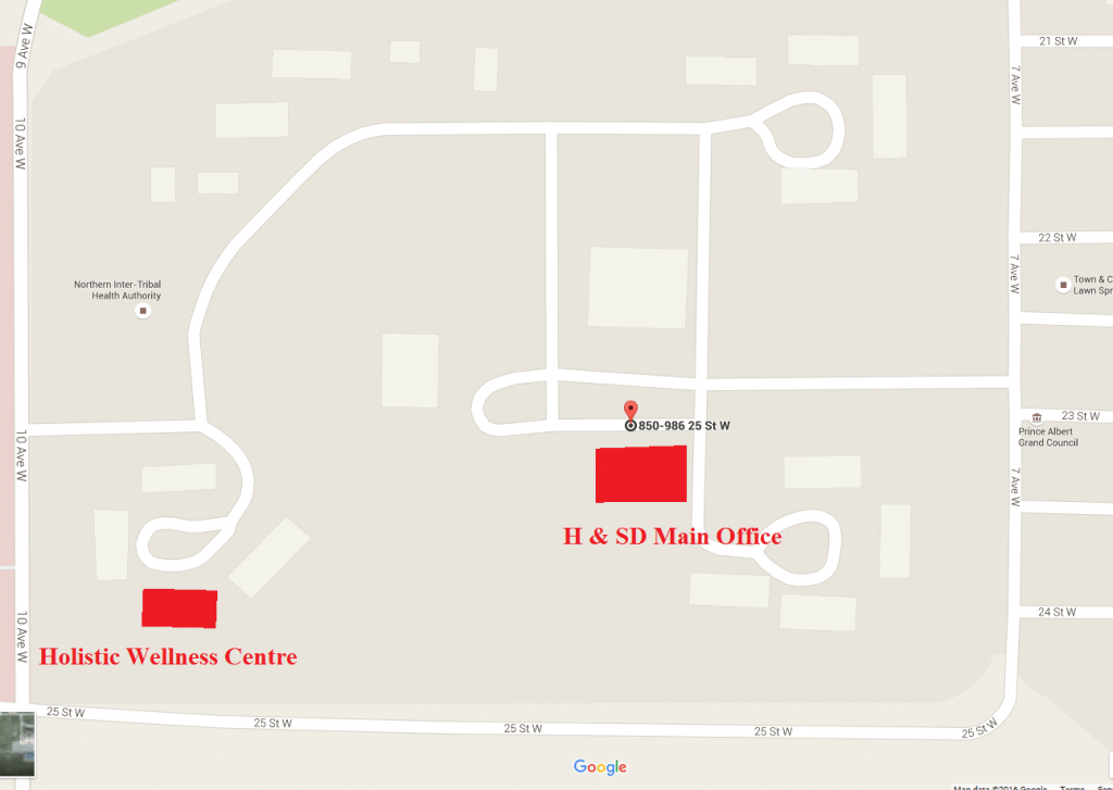 Location and Contact Info