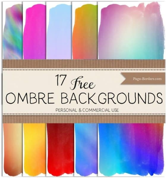 Watercolor Wallpaper Backgrounds Quote Ombre Background Customize Online Free Download