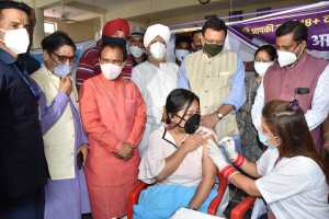 Mega Vaccination Camp launched: