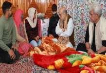 Amit Shah J&K Visit :