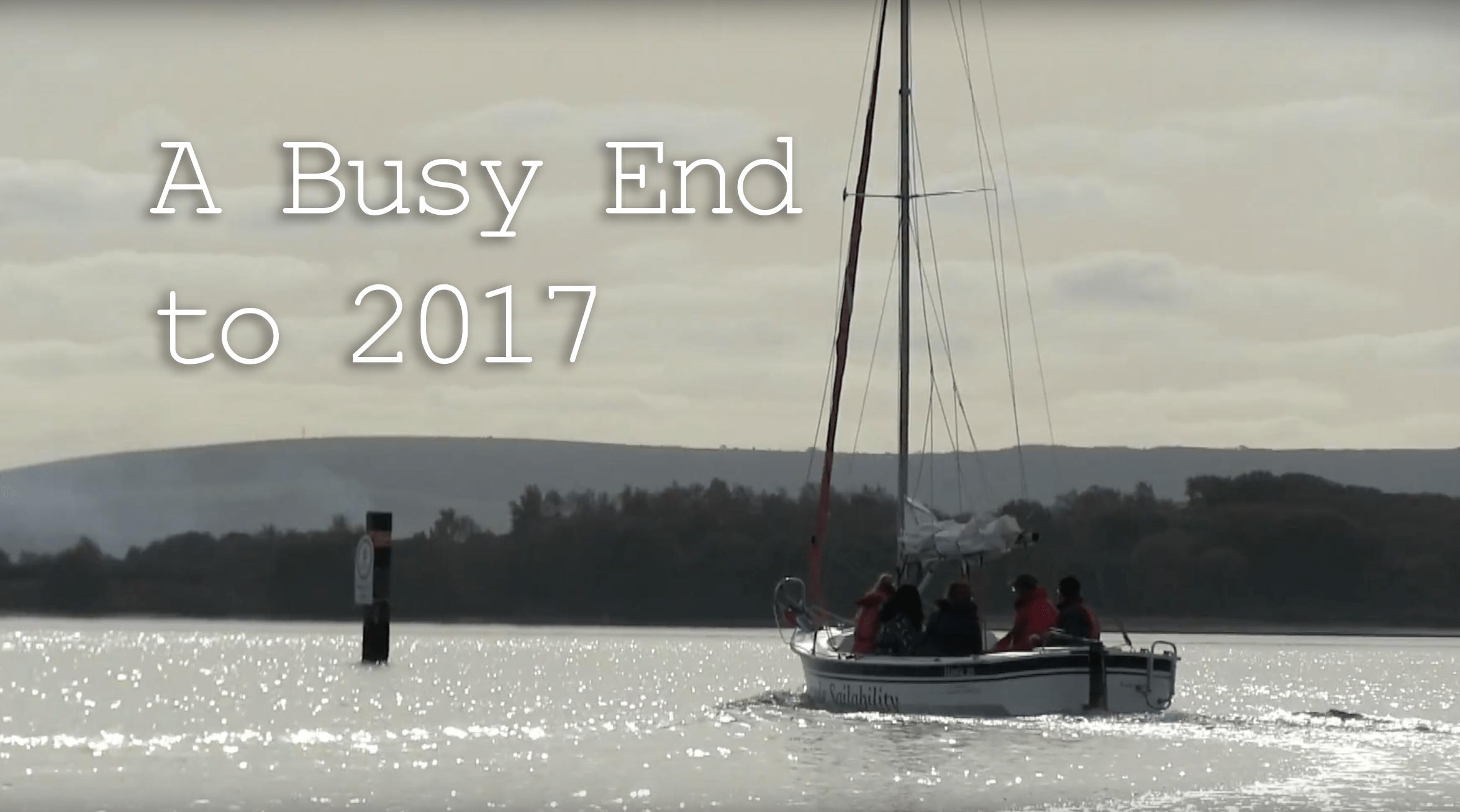 A Busy 2017!
