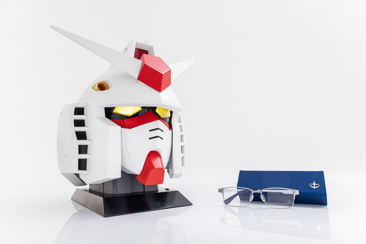 眼鏡盒是亮點! OWNDAYS x 鋼彈推40週年限定系列:有4款可選 - JUSTYOU