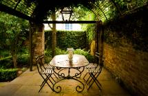 New Orleans Style Courtyard Patios